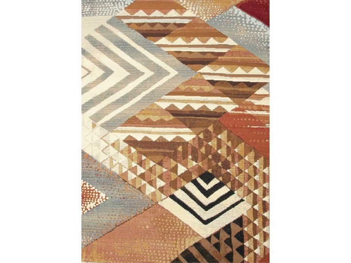 Dywan płasko tkany etno etniczny sizal Juta Dywany Juta