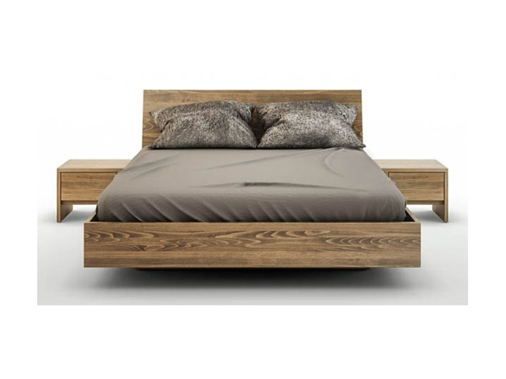 Ballega łóżko bukowe lewitujące, rozmiary 140x200, 160x200, 180x200