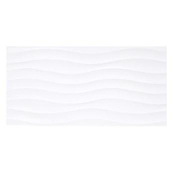 Glazura Unica 30 x 60 cm fala bianco 1,08 m2