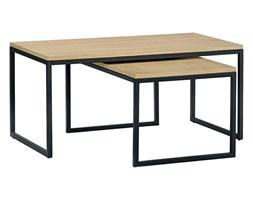Zestaw stolików LOFT MEDIUM dąb