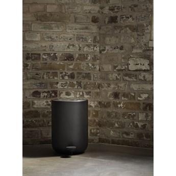 Kosz łazienkowy 11L czarny, proj. Norm Architects, Menu