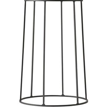 Kwietnik Wire 404 czarny, proj. Norm Architects, Menu
