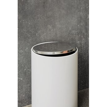 Kosz łazienkowy 30L White, proj. Norm Architects, Menu