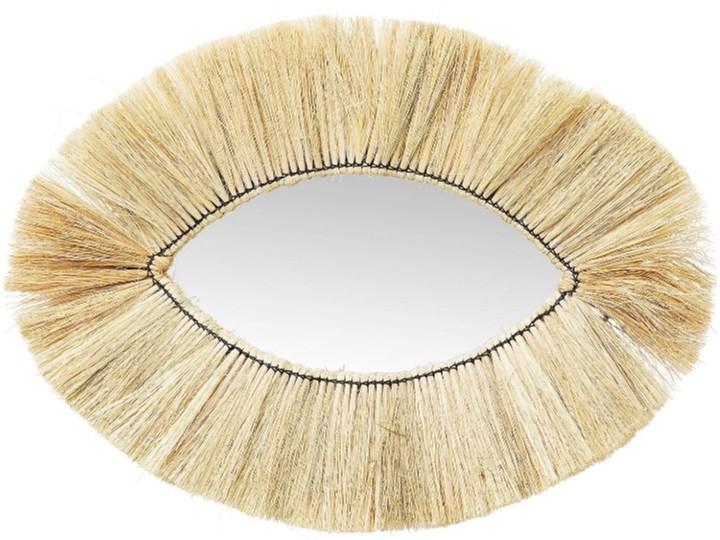 Lustro Makula Eye 70x44 cm naturalne