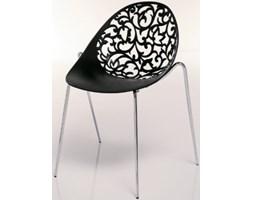 Krzesło Flora Black - i10463