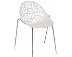 Krzesło Flora White - i9765