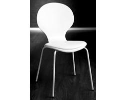 Krzesło Simple Lux White - i16780