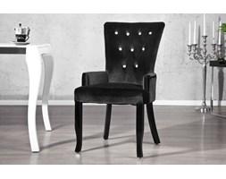 Krzesło Barocco With Armrests Black - i12884