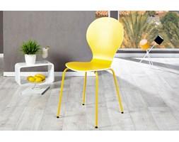 Krzesło Form gelb weiss - i20652