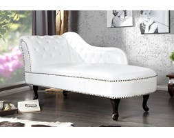 Szezląg Chesterfield White - i10943
