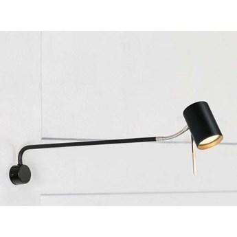 KINKIET Lampa Markslojd Alice 1L Czarny/Chrom 107224