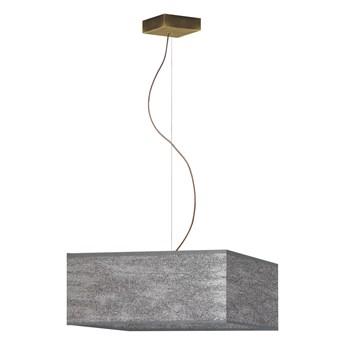 Lampa wisząca do salonu SANGRIA - kolor szary melanż WYSYŁKA 24H