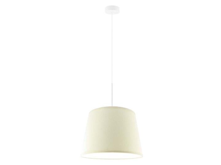 Lampa wisząca do sypialni SARI kolor ecru WYSYŁKA 24H