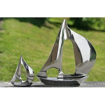 Dekoracyjna figurka yacht