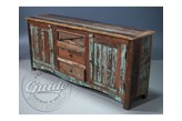 """Komoda kolonialna 180 """"Recycled Loft Style"""""""
