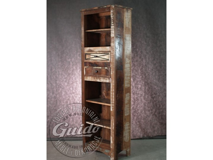 Regal Kolonialny Recycled Loft Style Szafki I Regaly Zdjecia