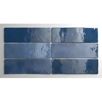 Artisan Blue 6,5x20 niebieskie kafelki