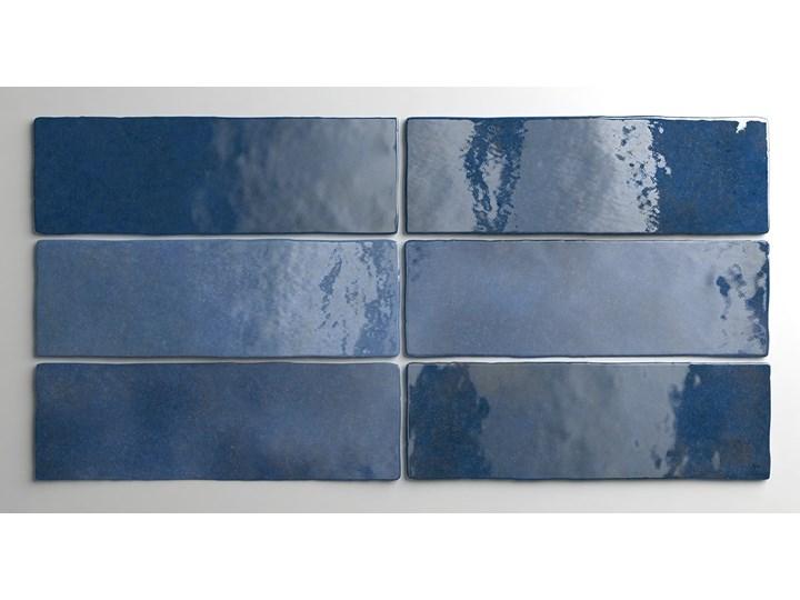 Artisan Blue 6,5x20 niebieskie kafelki Prostokąt Kafle 6,5x20 cm Płytki ścienne Powierzchnia Polerowana Kategoria Płytki