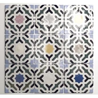 Artisan Oasis 13,2x13,2 cegiełka dekoracyjna