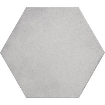 Heritage Snow 17,5x20 płytki heksagonalne