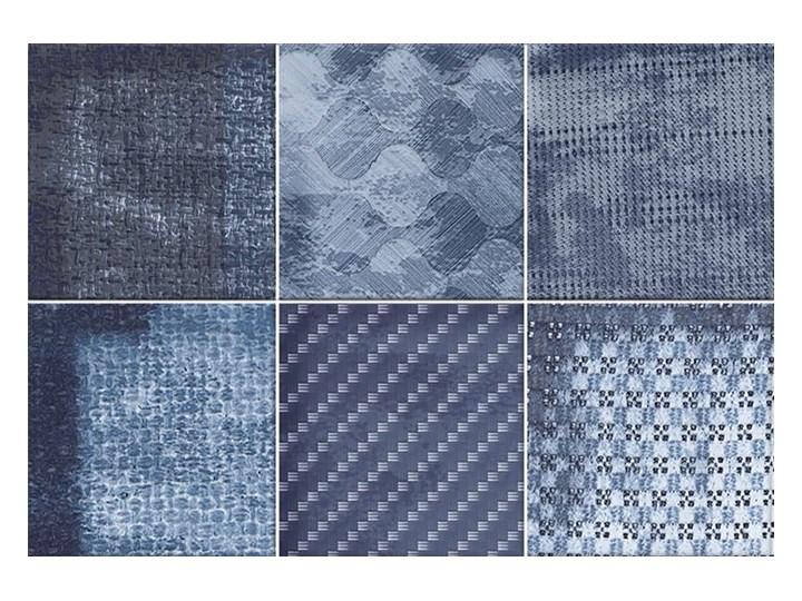 Haiku Índigo 23x33,5 Płytki ścienne Mozaika Płytka dekoracyjna 23x33,5 cm Prostokąt Kolor Granatowy