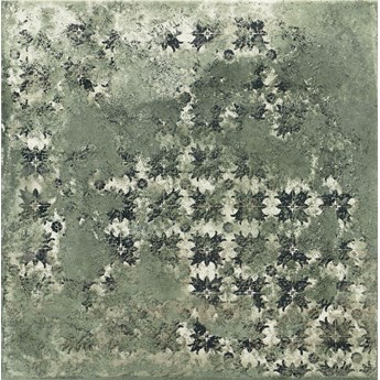 Antigua Deco Graphite 33x33 płytki podłogowe dekoracyjne
