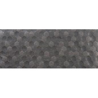 Basalt Hexagon Antracita Rect 29x89 płytka ścienna
