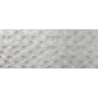 Basalt Hexagon Perla Rect 29x89 płytki ścienne