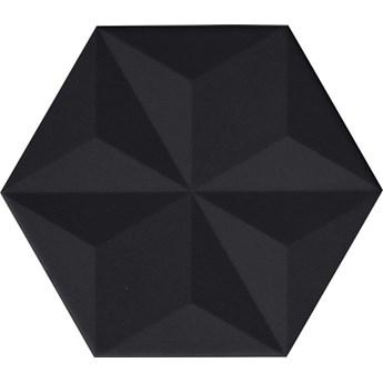 Chaplin Black Vela Hexagon 25x29 płytki heksagonalne