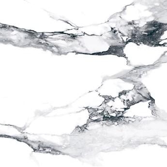 CRASH Marble Bianco 75x75