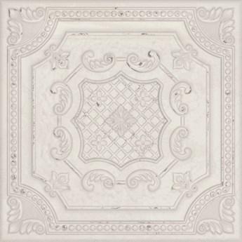 Gatsby White Tin 20,1x20,1 płytki rustykalne