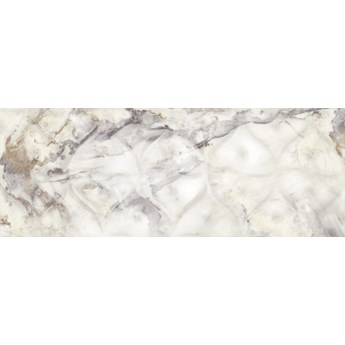 Luxor Ilusion White Diva 44.63X119.30 płytka ścienna
