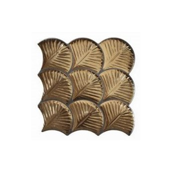 SCALE SHELL GOLD 30,7x30,7