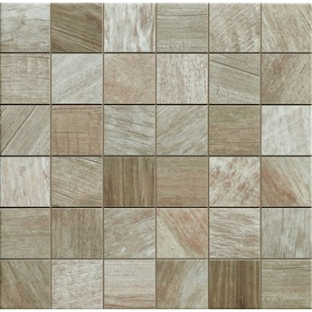 Sequoia Mosaic Camel 33x33 mozaika ścienna