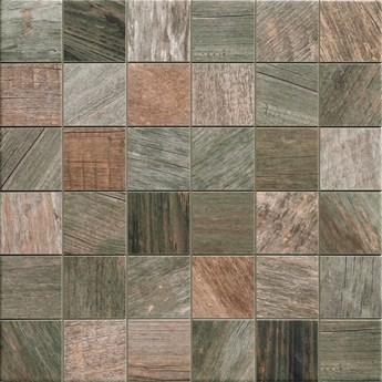 Sequoia Mosaic Tobacco 33x33 mozaika ścienna