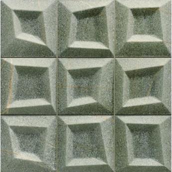 Stonehenge Frame Ash 33x33 płytki dekoracyjne
