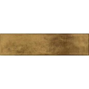 Uptown Gold 7.4x29.75 złote kafelki