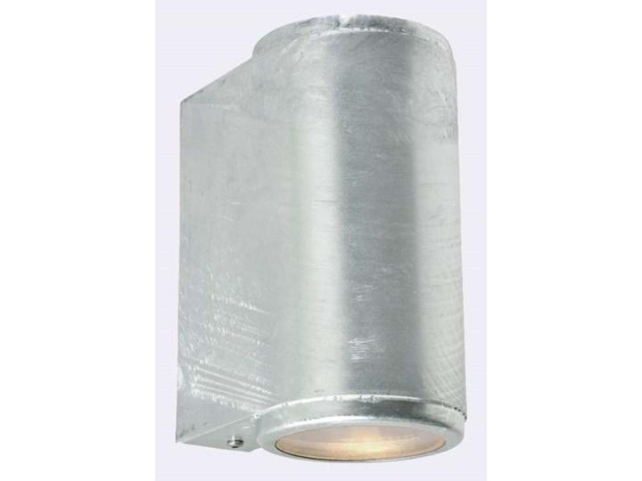 MANDAL 1371 2x4W ocynk lampa zewnętrzna ścienna