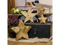 Dębowa figurka dekoracyjna Gwiazda 40