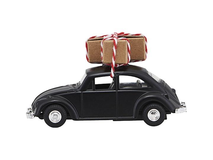 Dekoracja świąteczna samochodzik MINI Xmas czarny