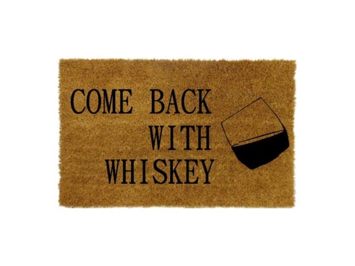 Wycieraczka z Whisky