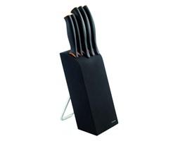 Zestaw 5 noży w bloku Fiskars Functional Form czarny mat 857199 + Transport juz od 8,90 zł - NATYCHMIASTOWA WYSYŁKA !!