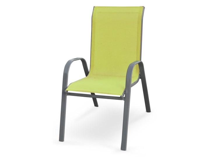 Krzesło ogrodowe Eixo zielone