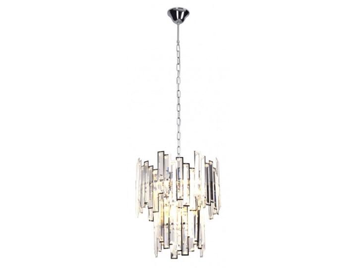 Lampa wisząca NEMO P0339 MaxLight P0339 Żyrandol Szkło Metal Styl Nowoczesny
