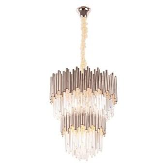 Lampa wisząca VOGUE złoto P0283 MaxLight P0283 | SPRAWDŹ RABAT W KOSZYKU !