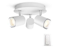 Philips 34362/31/P7- LED Ściemnialne oświetlenie łazienkowe HUE ADORE 3xGU10/5,5W IP44