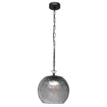 Lampa szklana wisząca MARILLA W-KM 8011/1 SM+BK