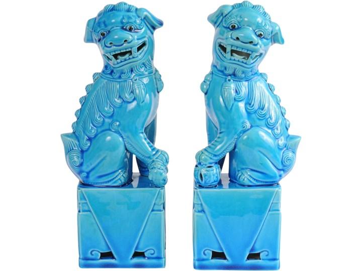 Para psów Foo, Chiny, lata 70.