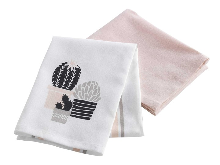 Ręczniki kuchenne CARLOTA 2 sztuki, 50 x 70 cm