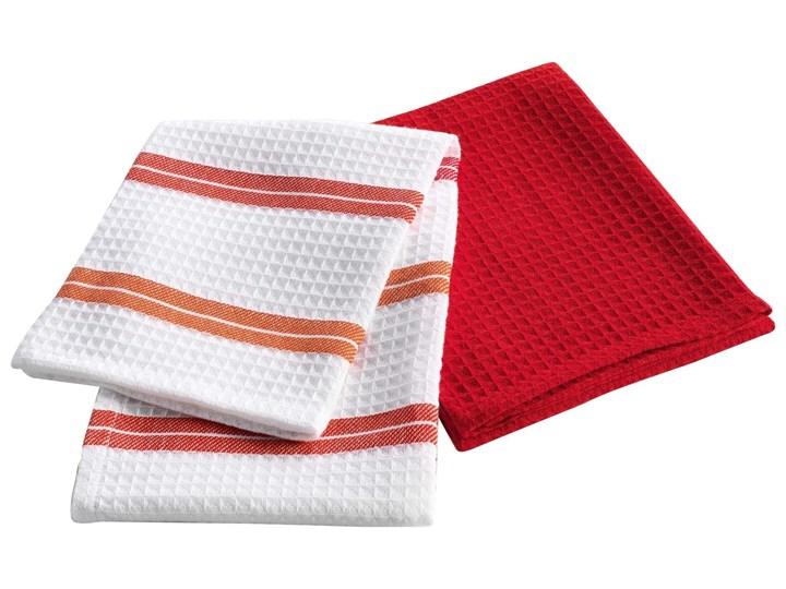 Ręczniki kuchenne CHEF ETOILE 2 sztuki, 50 x 70 cm, kolor czerwony